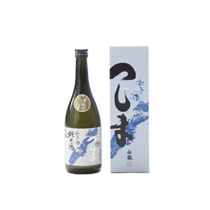白嶽 純米酒つしま 720ml