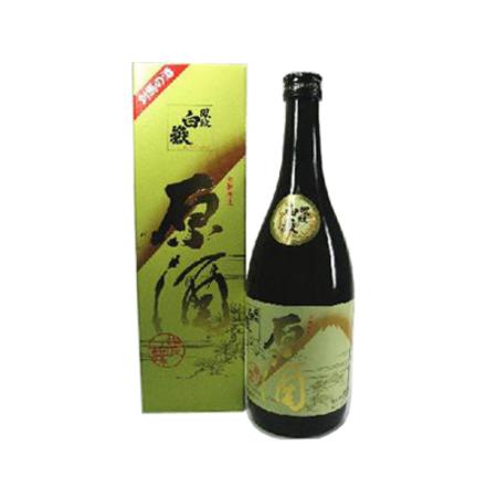 白嶽 原酒 720ml