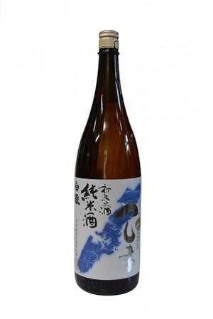 白嶽 純米酒つしま 1800ml