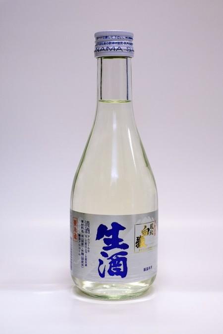 白嶽 生酒 300ml